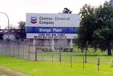 Chevron Tank Farm
