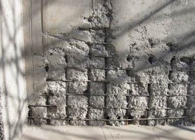 Choctaw Hotel Shear Wall Repair