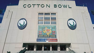 Cotton Bowl Renovation