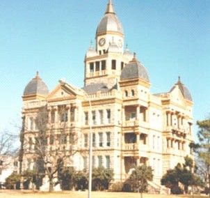 Denton County Courthouse