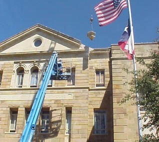 Palo Pinto County Courthouse