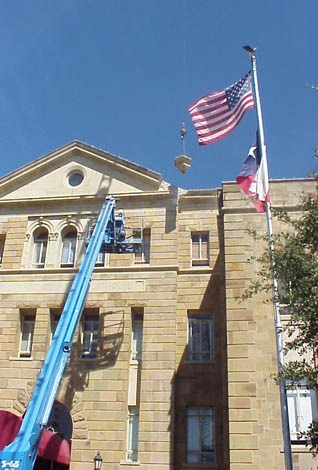 Palo Pinto County Courthouse