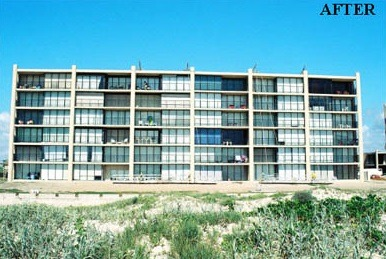 Sea Vista Condominiums