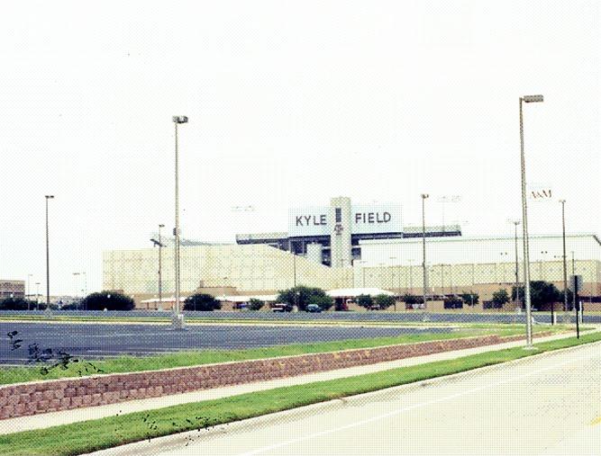 Texas A&M – Kyle Field