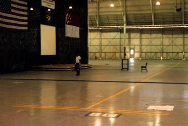 Texas National Guard – Peace Prairie II Hanger