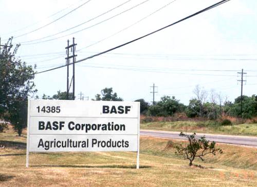 BASF HCL Truck Area