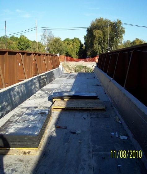 DART Railroad Bridge