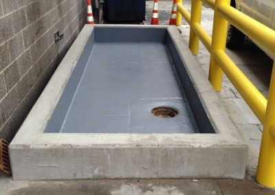 Love Field Grease Containment Pit