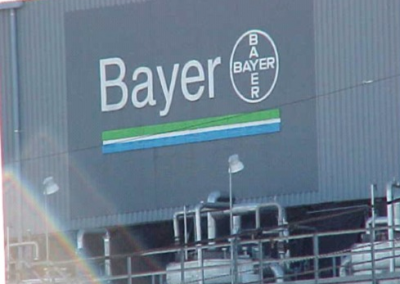 Bayer Hazardous Waste Diked Area