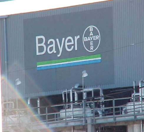 Bayer Hazardous Waste Diked Area