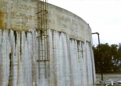 The City of Brady, Texas – Water Storage Tank
