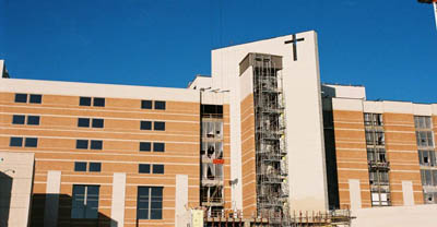 Charlton Methodist Medical Center Bedtower Addition