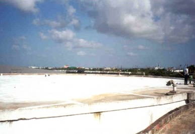 The City of Galveston, Texas – Waste Water Treatment Plant