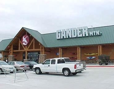 Gander Mountain Floor