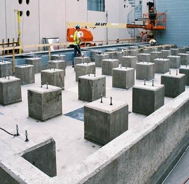 HCSC Corp Data Center Cooling Tower Basin Liner