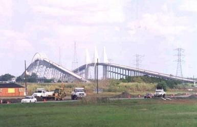TXDOT – The Neches River Bridge