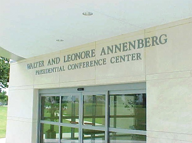 Texas A&M Presidential Conference Center