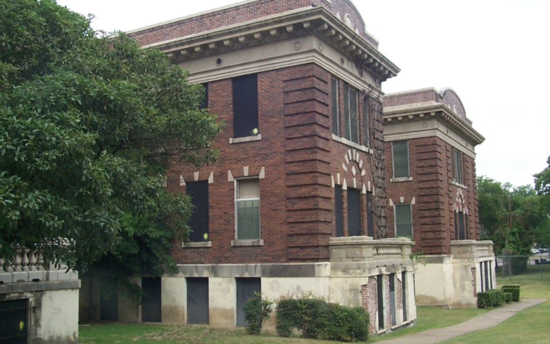 Old Parkland Hospital
