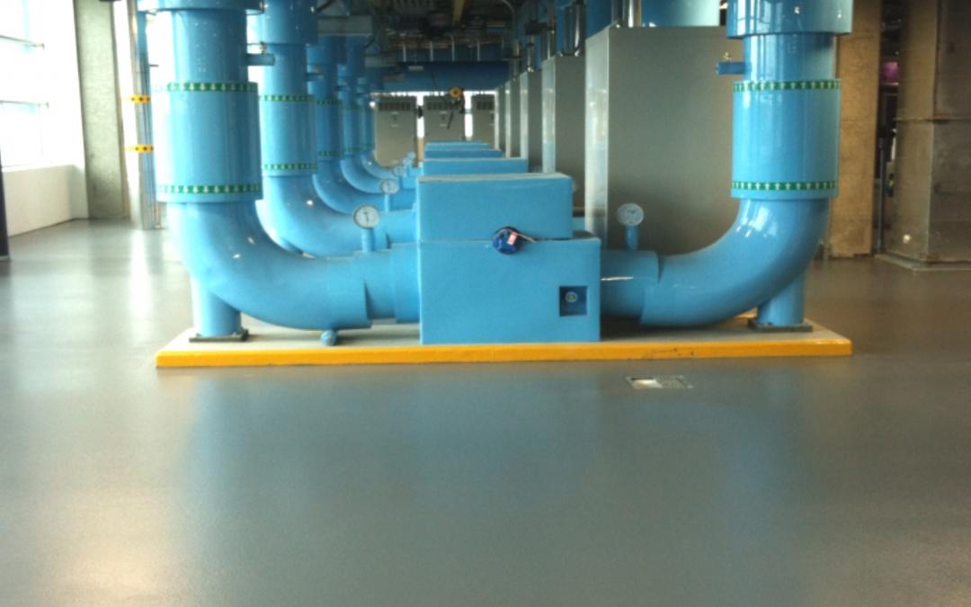 Parkland Hospital—Central Utility Plant