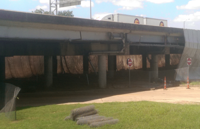 I-20 Bridge Repair over the Ouachita River in Monroe, LA.